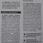 Helsingin Sanomat NYT 1999_