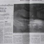 Helsingin Sanomat 7.6.2001