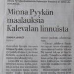 Kainuun Sanomat 17.10.2009