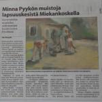 Pitäjänuutiset 16.7.2007